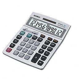 Casio : DM-1200TM Desktop Calculator, 12-Digit LCD -:- Sold as 2 Packs of - 1 - / - Total of 2 Each