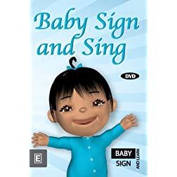 Baby Sign and Sing (American Sign Language Edition)