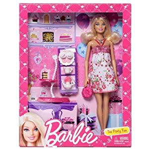 Barbie Tea Party doll