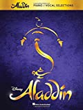 Menkeln Alan Aladdin Broadway Musical Piano Vocal Selections Vce/Pf Book