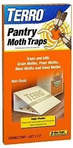 Amazon Com Terro Pantry Moth Trap 2 Pack T2900 Not