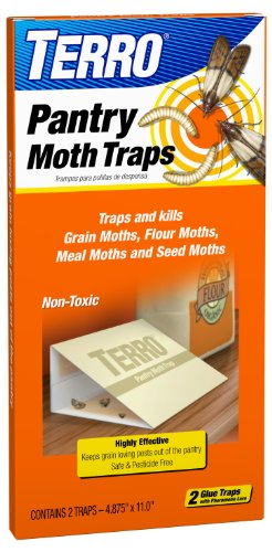 TERRO Pantry Moth Trap  2 pack  T2900   (not avalibale for sale in NM)