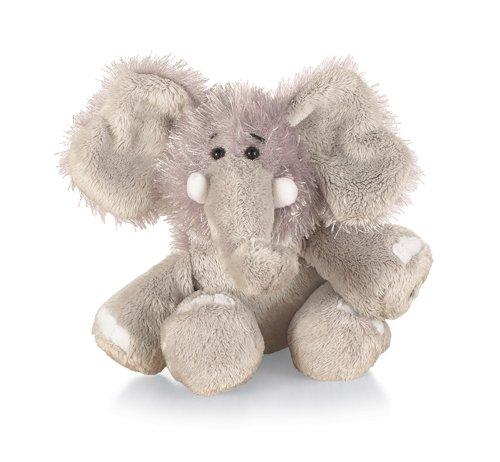 """Ganz Lil'Kinz Elephant Plush, 6.5"""" - 1"""