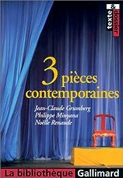 3 pièces contemporaines