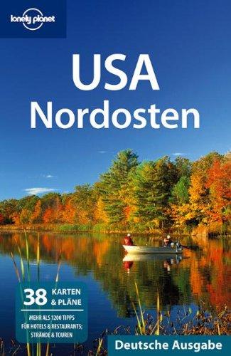 Lonely Planet Reiseführer USA Nordosten: zahlreiche