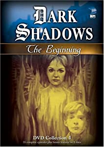 Dark Shadows: The Beginning Collection 4 by MPI HOME VIDEO