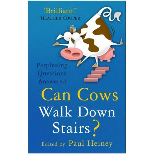 Can Cows Walk Down Stairs? Perplexing Questions Answered