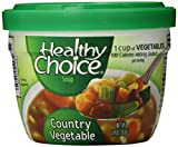 Healthy Choice Country Vegetable Soup, 14 Ounce (Pack of 8)