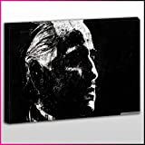 M141 Don Vito Corleone The GodfaTher Framed Ready To Hang Canvas Print, TV and Movies, Pop Street Wall Art, Picture