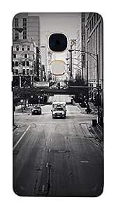 LETV LE 2S ECO DESIGNER HARD PLASTIC (MATT FINISH) BACK COVER FROM CUSTOMIZE GURU