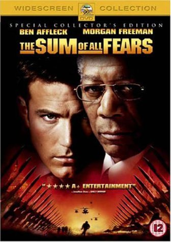 Sum Of All Fears [VHS] [UK Import]