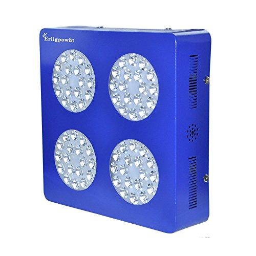 Erligpowht LED Grow Lamp 216W(72*3W) Hanging