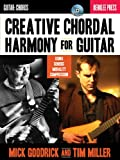 Creative Chordal Harmony for Guitar - Berklee Press Book/Cd