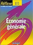 echange, troc Corinne Pasco - Réflex BTS : Economie générale