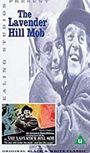 The Lavender Hill Mob [VHS] [1951]