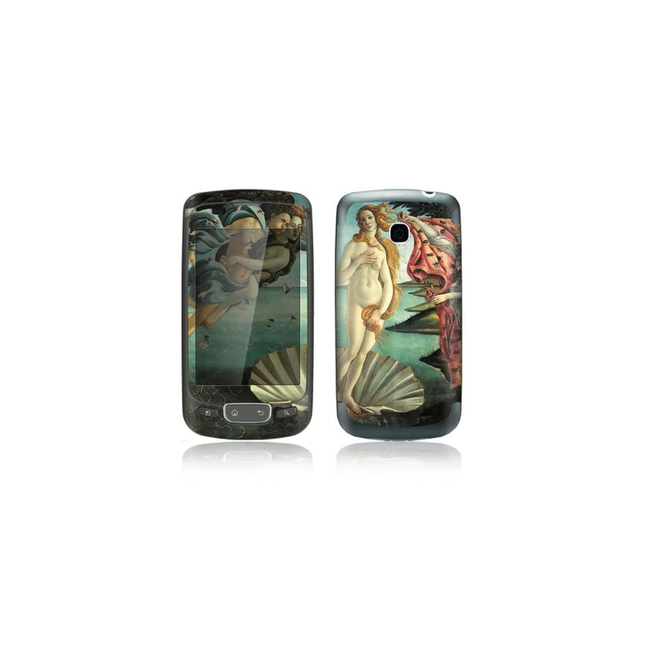 Birth of Venus Design Decorative Skin Cover Decal Sticker for LG Phoenix P505 Cell Phone