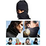 MMRM Face Warm Mask CS Police Thermal fleece Cap Scarf for Bike Cycling Bicycle Skiing Outdoor