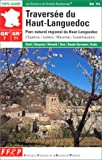 echange, troc Guide FFRP - Traversée du Haut-Languedoc
