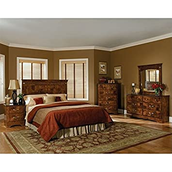 Standard Furniture San Miguel 4 Piece Bedroom Set