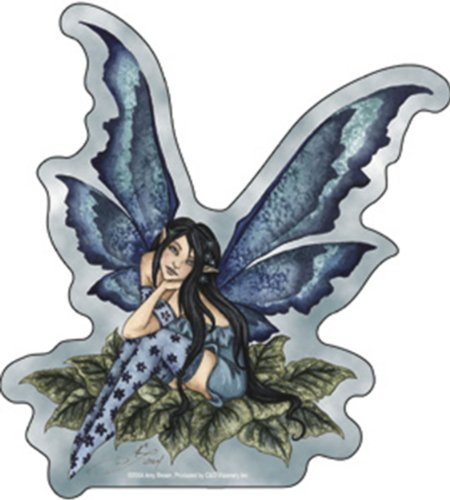 Licenses Products Amy Brown Blue Fairy Sticker