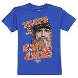 Duck Dynasty Men's That's A Fact Jack T Shirt