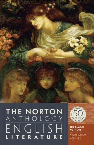 The Norton Anthology of English Literature, The Major Authors (Ninth Edition)  (Vol. 2) (Norton British Literature compare prices)