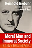 img - for Moral Man and Immoral Society: A Study in Ethics and Politics (Library of Theological Ethics) book / textbook / text book