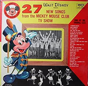 - 27 NEW SONGS FROM THE MICKEY MOUSE CLUB TV SHOW - Amazon ...
