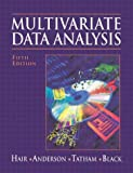 img - for Multivariate Data Analysis (5th Edition) book / textbook / text book