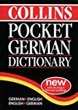 Collins Pocket German Dictionary (0004707710) by HarperCollins