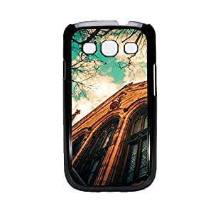 Vibhar printed case back cover for Xiaomi Redmi 2 Prime Building