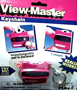 View-Master Keychain - Really works!