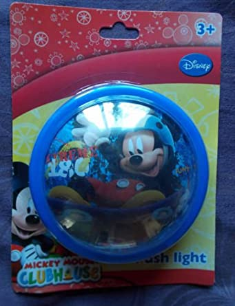 Mickey Mouse Clubhouse Battery Operated Push Lamp