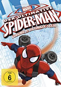 Der ultimative Spider-Man - Volume 4: Ultimate Tech [Alemania] [DVD]