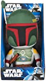 "Underground Toys Star Wars Talking Boba Fett 9"" Plush"