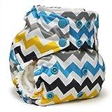Rumparooz One Size Cloth Pocket Diaper, Charlie Snap