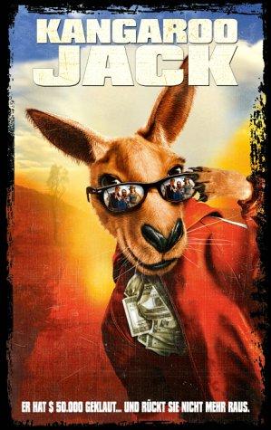 Kangaroo Jack [VHS]