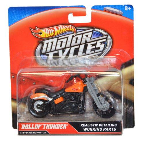 Hot Wheels Street Power Street Bikes - Rollin' Thunder - 1