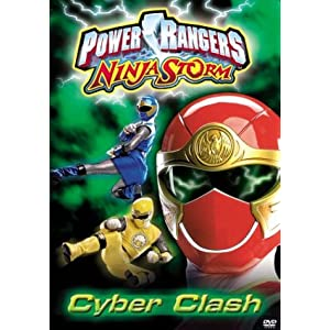 Power Rangers Ninja Storm - Cyber Clash movie