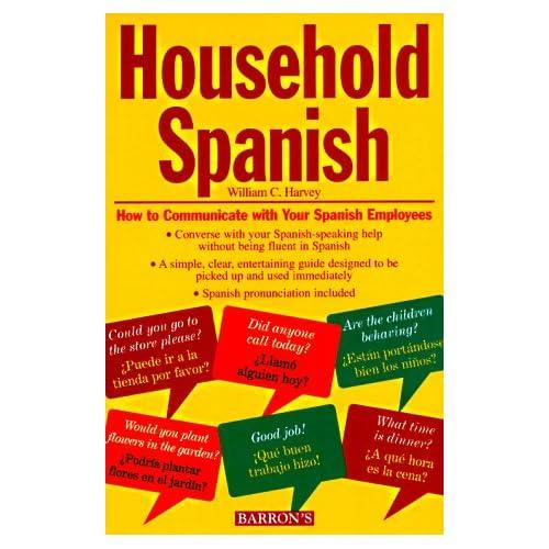 How Speak Spanish To Your Maid