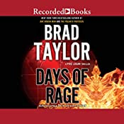 Days of Rage: A Pike Logan Thriller, Book 6 | [Brad Taylor]