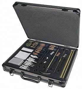 Outers 62 - Piece Universal Aluminum Gun Care Case by Outers