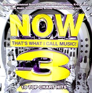 Now That's What I Call Music! 3 by Various Artists and Now That's What I Call Music (Series) (1999) by Smash Mouth, Blink 182, Garbage, Britney Spears and Lenny Kravitz