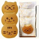 ロイヤルガストロ どら焼き 猫 ねこのお菓子 どらネコ 猫ドラ焼き 3個入り 箱入り