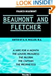 Beaumont & Fletcher's Works Volume 5...