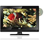 "QFX 15.6"" LED TV with ATSC/NTSC TV Tu..."