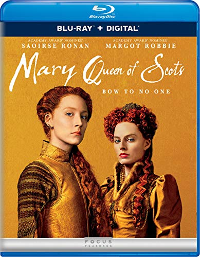 Blu-ray : Mary Queen Of Scots