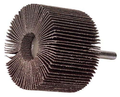10447 80-grit 60 Mm X 40 Mm Abrasive Flap Wheel 10447 By Draper