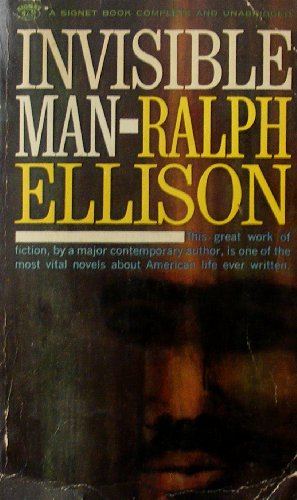an analysis of ralph ellsons invisible man Analysis of ralph ellison's the invisible man essay 934 words | 4 pages analysis of ralph ellison's the invisible man the prologue from the invisible man deals with many issues that were palpable in the 1950s, and that unfortunately are still being dealt with today.