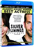 Silver Linings Playbook [Blu-ray + DVD + Digital Copy] (Bilingual)